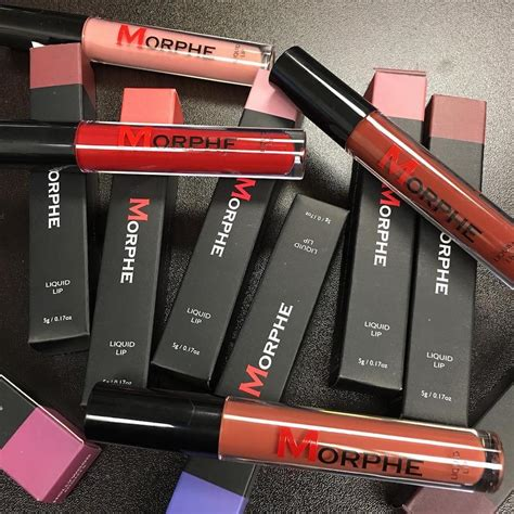 Morphe Liquid Lipstick morphe shared a sneak peek of their anticipated liquid