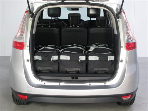 renault grand scenic luggage capacity renault grand scenic luggage 28 images car bags