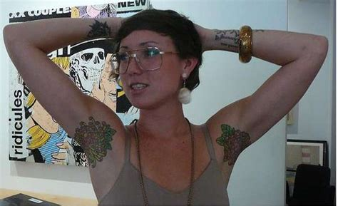 armpit tattoo armpit tattoos underarm flower bouquet ink on pretty