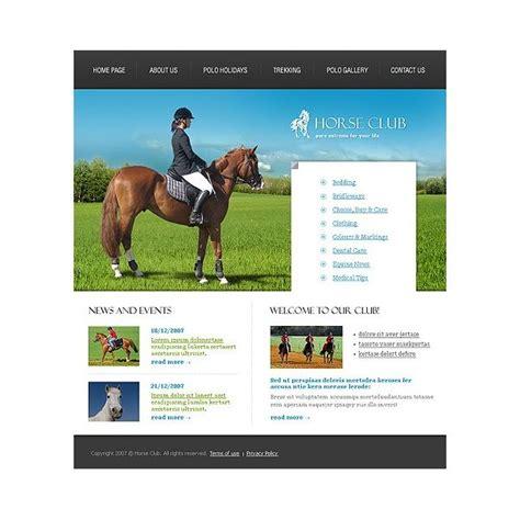 firefox horse themes great dreamweaver horse templates