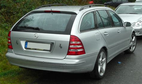 Kofferraumvolumen Mercedes C Klasse by Mercedes C Klasse Limousine Kofferraumvolumen