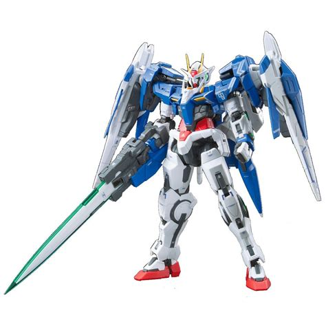 Bandai Rg 1 144 Skygrasper bandai 1 144 rg 00 raiser at hobby warehouse