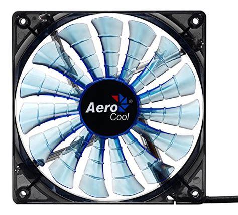 Aerocool Shark Fan Blue Fan 12cm Blue Led technik aerocool g 252 nstig kaufen bei i tec de