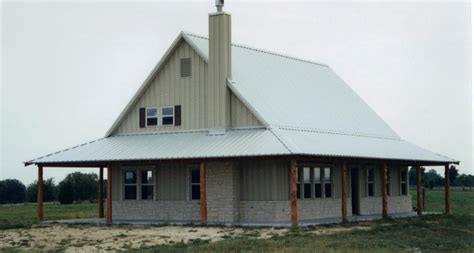 steel home plans metal post frame house plans
