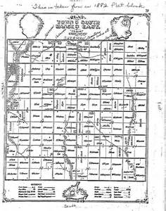 washington co plot map