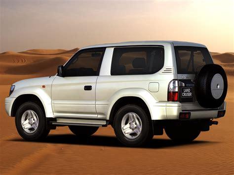 Toyota 3 Door Land Cruiser Toyota Land Cruiser 90 3 Door J90w 1999 2002