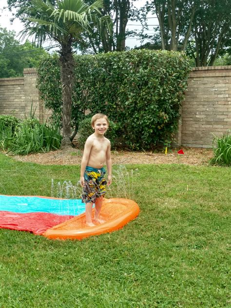 h2ogo backyard water slides review