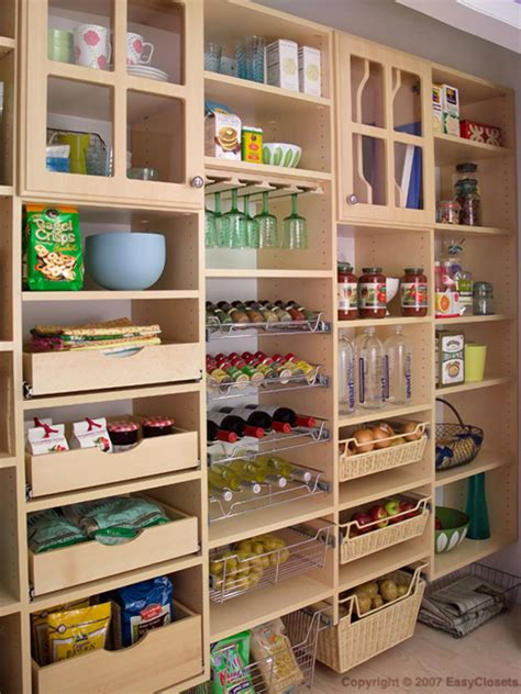 Kitchen Pantry Closet Organization Ideas Pantry Cabinets And Cupboards Organization Ideas And Options Hgtv