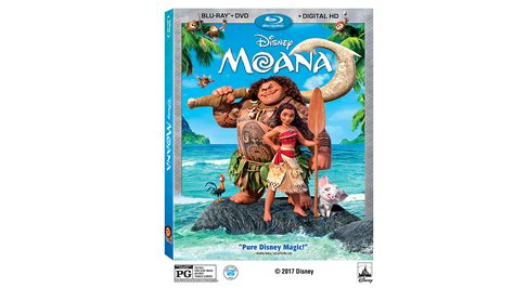 Moana Aulani Sweepstakes - enter for a chance to win a moana blu ray combo pack disney parks blog