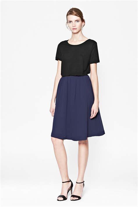 casablanca midi skirt dresscab