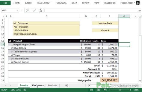 Client Database Template 6 Excel Client Database Templates Excel Templates