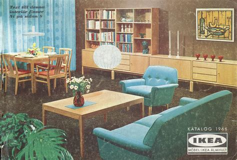 vintage ikea ikea catalog covers from 1951 2015