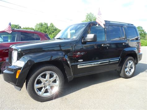 2012 Jeep Liberty Latitude 2012 Jeep Liberty Latitude 4x4 Kovatch Sales Service