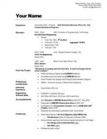 proper resume how to write a proper resume