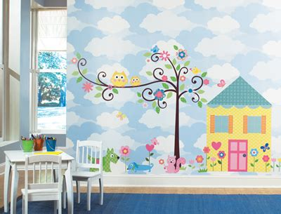 wall murals for playrooms wall murals stickers decals nursery rooms playroom classroom owls disney princess
