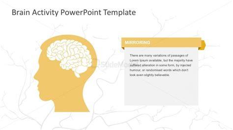 brain mirroring infographic powerpoint slidemodel
