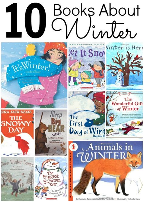 winter books winter books for preschoolers us
