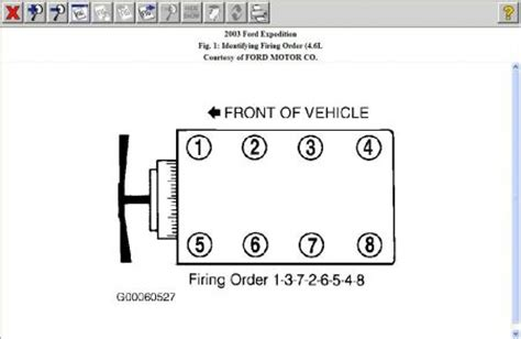 firing order 4 6 ford 2001 ford 4 6 firing order pictures to pin on