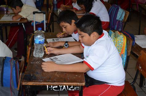 examen planea septiembre 2015 cbtis 189 oficial aplican prueba planea diagn 243 stica a alumnos de cuarto