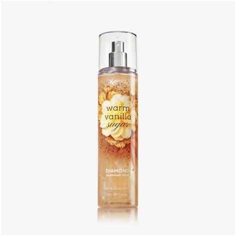 Bath Works Warm Vanilla Sugar bath and works warm vanilla sugar shimmer mist