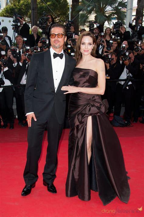La Moda Y El En La Alfombra Roja De Los Premios Billboard Brad Pitt Y En La Alfombra Roja De El 225 Rbol De La Vida En Cannes