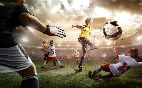 imagenes niños jugando futbol im 225 genes de f 250 tbol