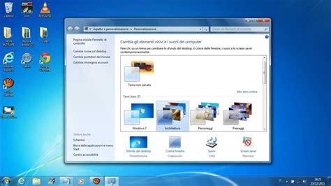 Window Si Come Cambiare Lo Sfondo Pc Windows 7