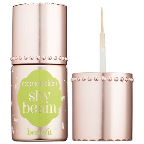benefit matte benefit beam matte liquid highlighter with swatches