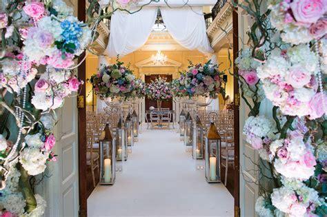 5 Beautifully Elegant & Timeless Manor House Wedding Venues