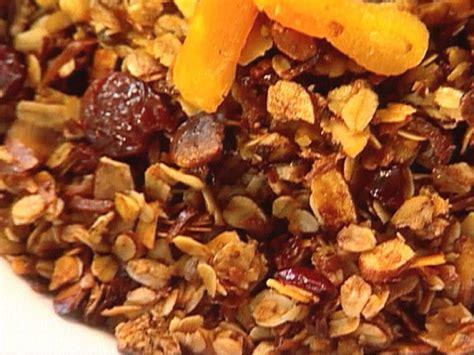 homemade granola recipe ina garten food network
