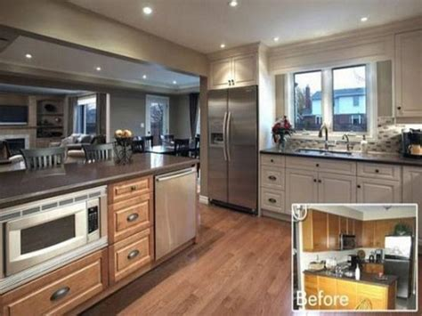 kitchen remodeling before and after kitchen remodels