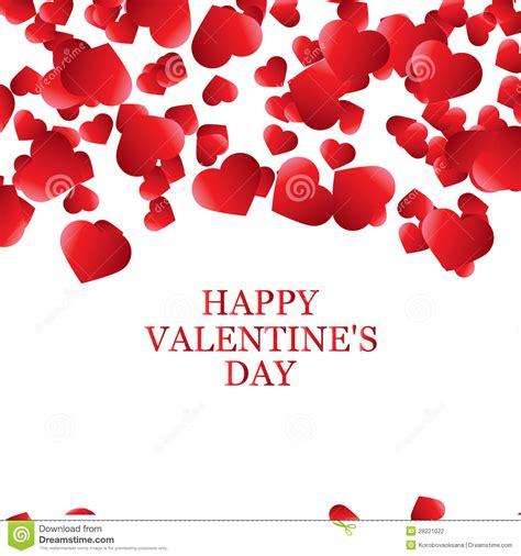 design banner valentine valentines day card banner design stock photography