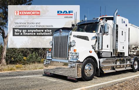 kenworth truck dealer cmv truck sales kenworth daf south australia truck