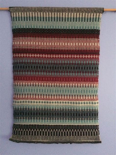 rug weaving patterns krokbragd weaving drafts all fiber arts