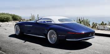 mercedes new concept car mercedes maybach 6 cabriolet concept the study of a 6
