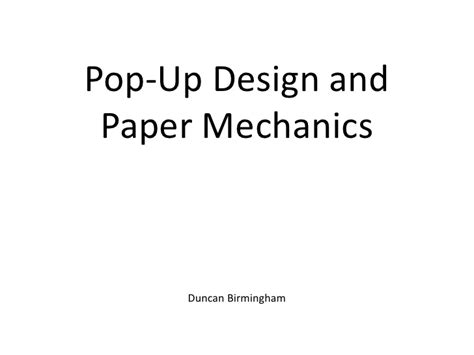 libro pop up design and paper pop up design and paper mechanics