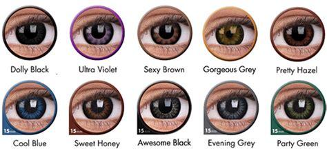 Softlens Colourvue Big Dolly Black colourvue big plano 2pk cheap contacts at my contact lens australia