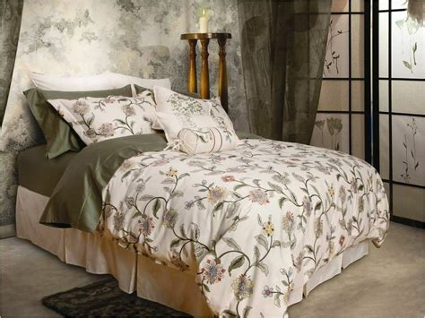 bamboo bedding set mandalay premium bamboo cotton sateen duvet cover bed set ebay