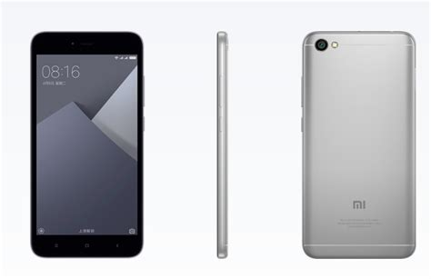 xiaomi note 5a xiaomi unveils redmi note 5a three variants available