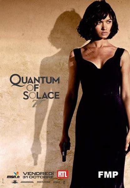 quantum of solace film complet version francaise affiche du film quantum of solace affiche 3 sur 7 allocin 233