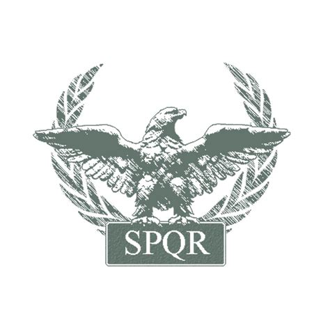 spqr tattoo designs legion legion