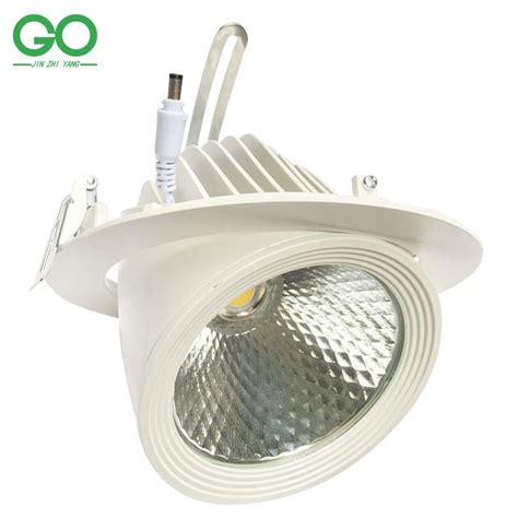Lu Downlight Cina led downlight 30w cob bridgelux chip 130 140lm w ceiling