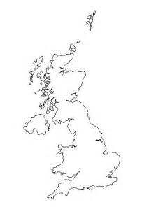 Large Outline Map Of Uk by Free Blank Outline Maps Of United Kingdom