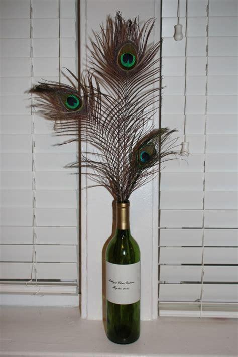 feather arrangement centerpieces peacock feather centerpiece pandercraft