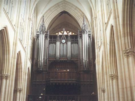 Maine Historic Organ Institute Faculty Ste Clotilde Organ
