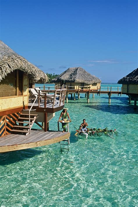 all inclusive resorts with bungalows tahiti resorts overwater bungalows book covers