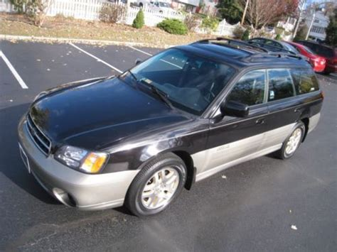 sell used 2001 subaru outback awd low miles manual trans serviced needs nothing in halethorpe
