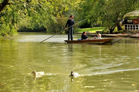 punt boat oxford traditional punt boat hire at cherwell boathouse