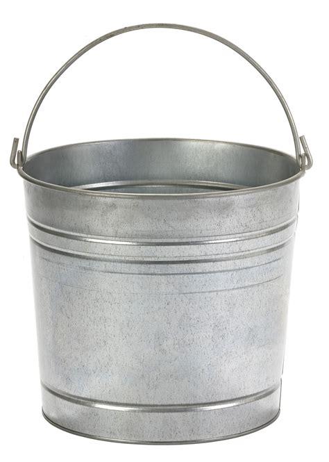 10 Quart Galvanized - 10 quart galvanized pail