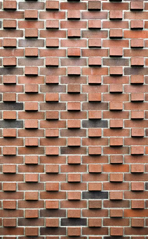one a day architecture brick pattern